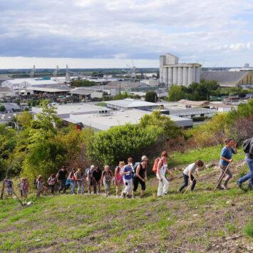 Les marches de Panoramas : randonnées sur la rive droite